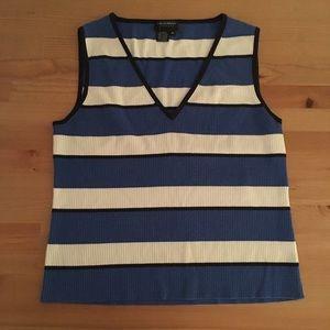 Juliana Collezione striped top
